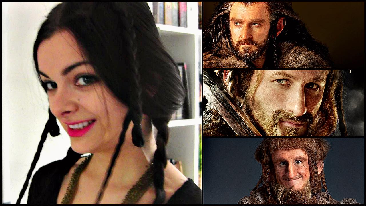 Dwarf Hairstyles Thorin Fili Ori Loepsie