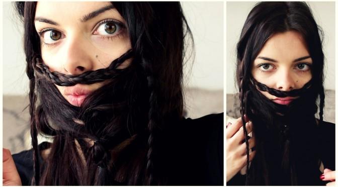 How To: Lady Beard!
