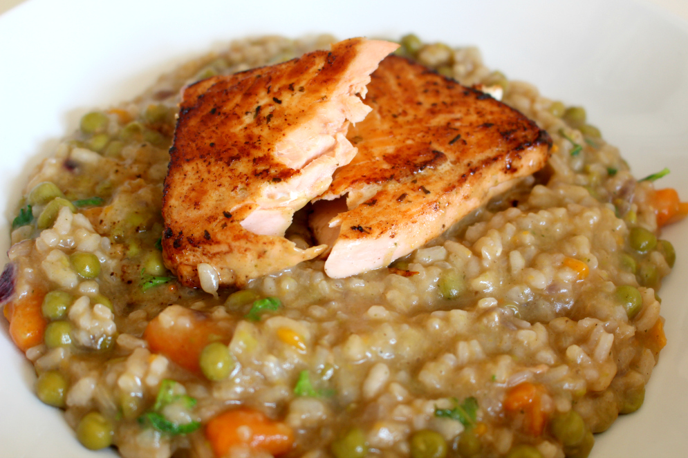 SalmonRisotto1