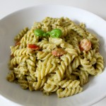The Perfect Pasta Pesto