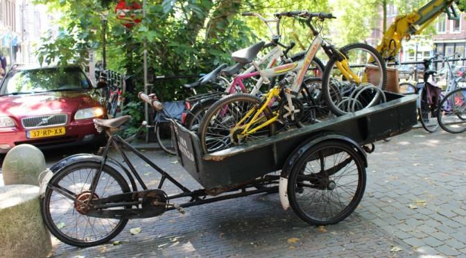 The Dutch & Their Bikes