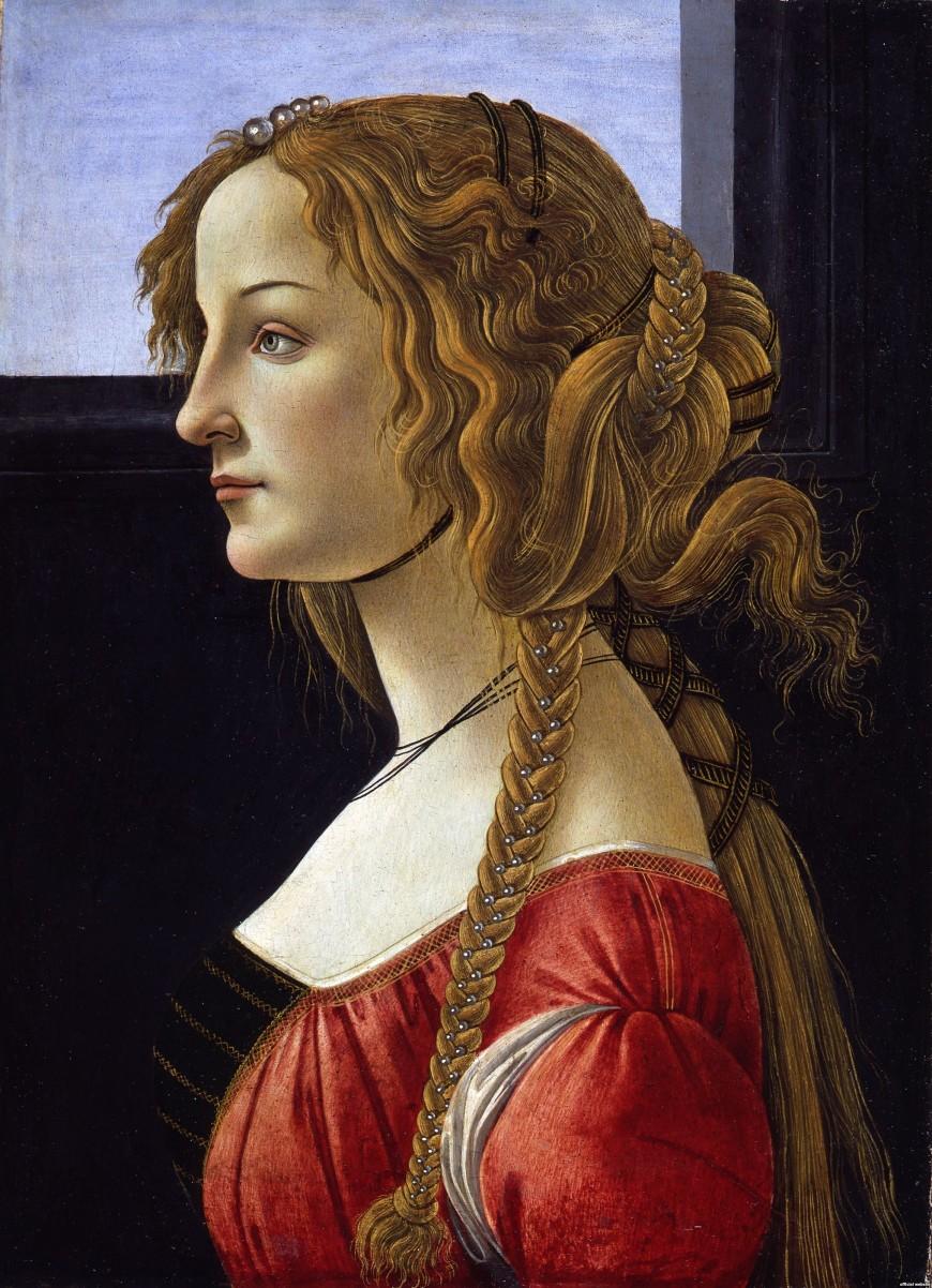 Renaissance Hairstyle - Loepsie