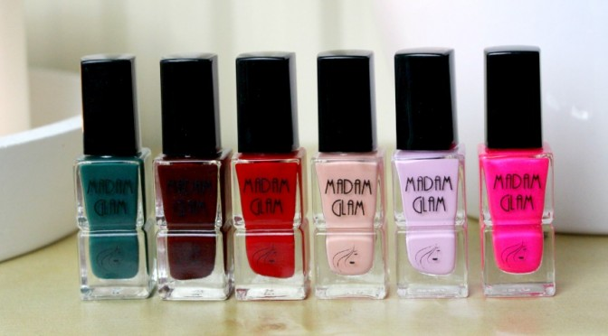 Madam Glam Deluxe Collection