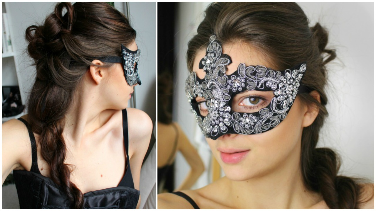 Masquerade Hairstyles For Long Hair : Hairstyles For Long Thick Hair Wearing It Up Best Hairstyles ...