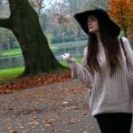 OOTD: Knit & Fur