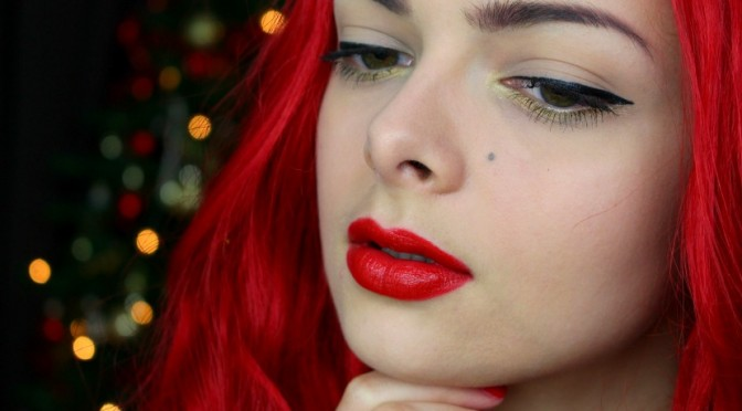 Classic Holiday Party Look