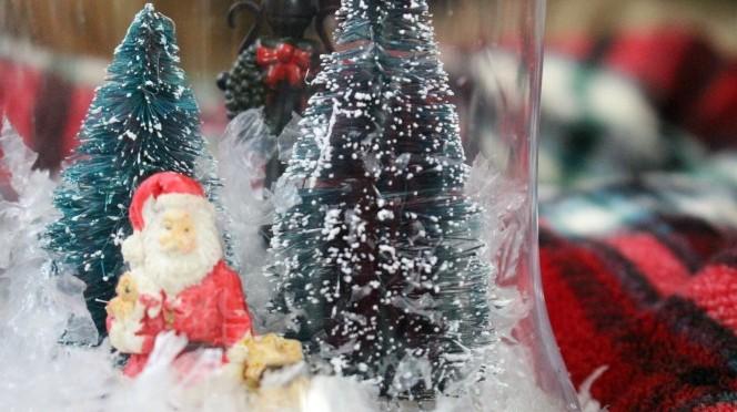 DIY Christmas In A Jar