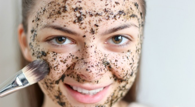 DIY Green Tea Face Mask