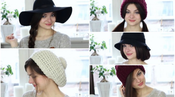 Ways To Wear Your Hair With Hats