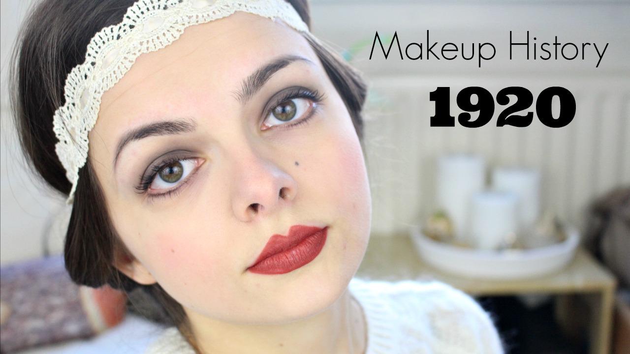 Vintage makeup ads 1940s