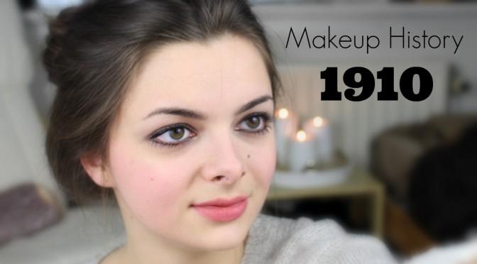Makeup History: 1910's