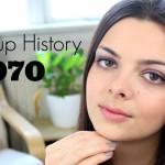 Makeup History: 1970's