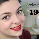 Makeup History: 1940's