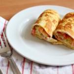Omelette Wraps Recipe