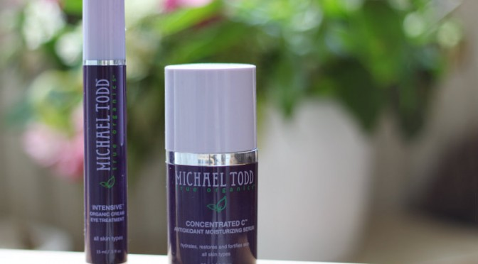 Used Up: Michael Todd Serum & Eye Cream