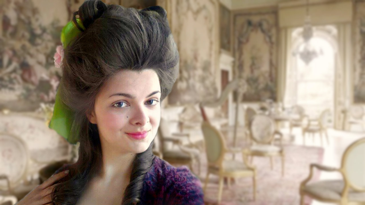 Hair History 18th Century Loepsie