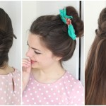 3 Quick Summer Hairstyles