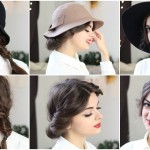 Cute With & Without A Hat | 3 Hairstyles