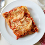 Grilled Veggie Lasagna Recipe