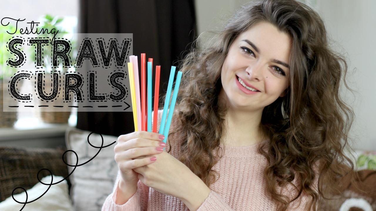 Straw Curls Tested Loepsie