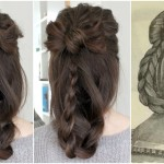 1870s Hair Bow | Historical Hairstyling