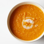 Coconut & Ginger Carrot Soup
