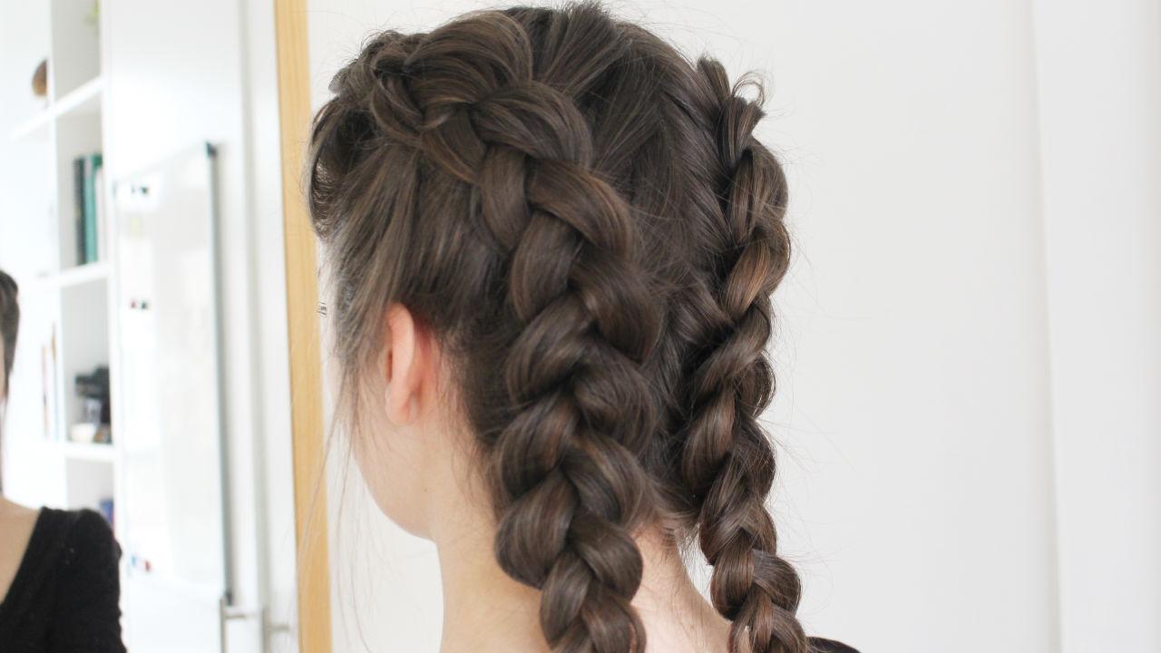 Summer Hair Style: 5 Easy Trendy Summer Hairstyles