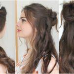 2 Boho Summer Hairstyles