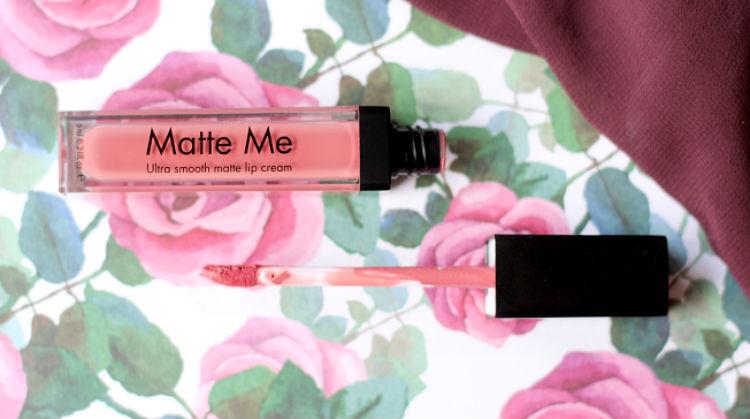 Sleek Matte Me Lip Cream Bittersweet