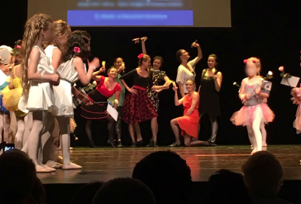 Dance Performance & Summer Camp | Loepsie's Life