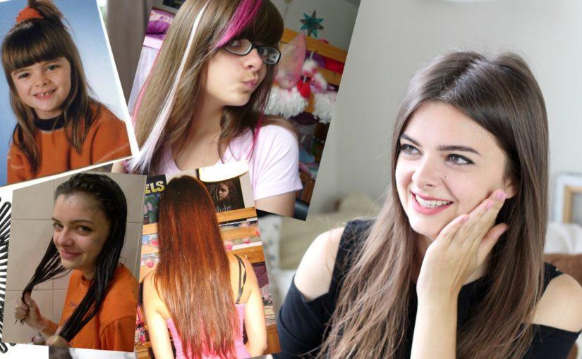 Throwback: My Hair Journey