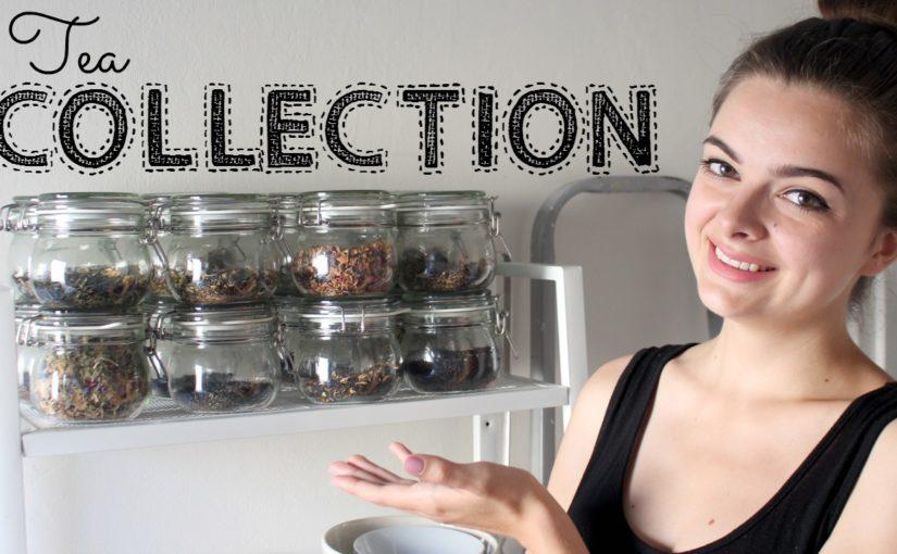 My Massive Tea Collection