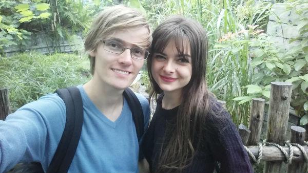 A Colloquium & Zoo Date | Loepsie's Life