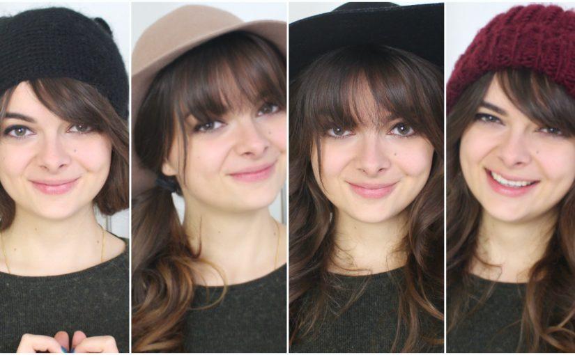 Astonishing Bangs Hats Cute Hairstyles Loepsie Short Hairstyles For Black Women Fulllsitofus