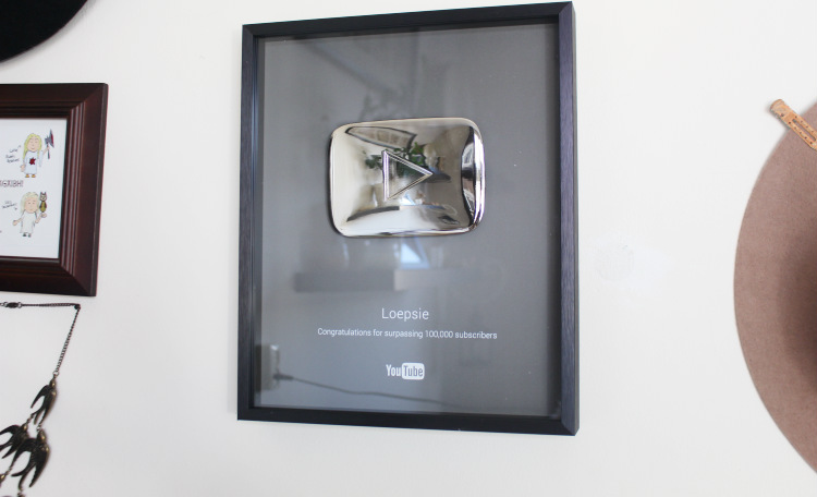 Silver Play Button!