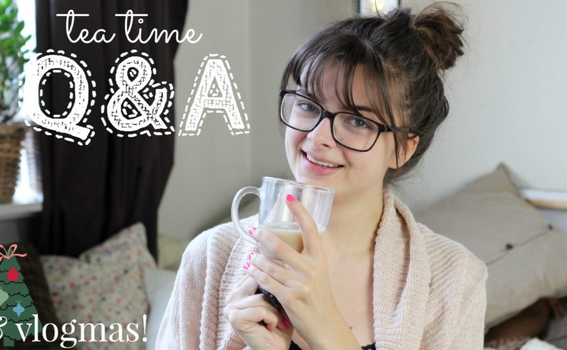 21 Questions & An Announcement | Tea Time