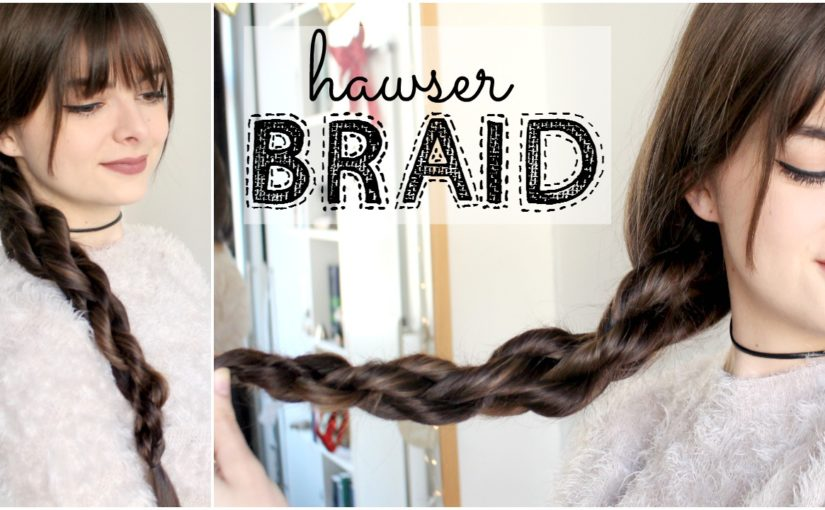 Hawser Braid | Cool & Simple Technique