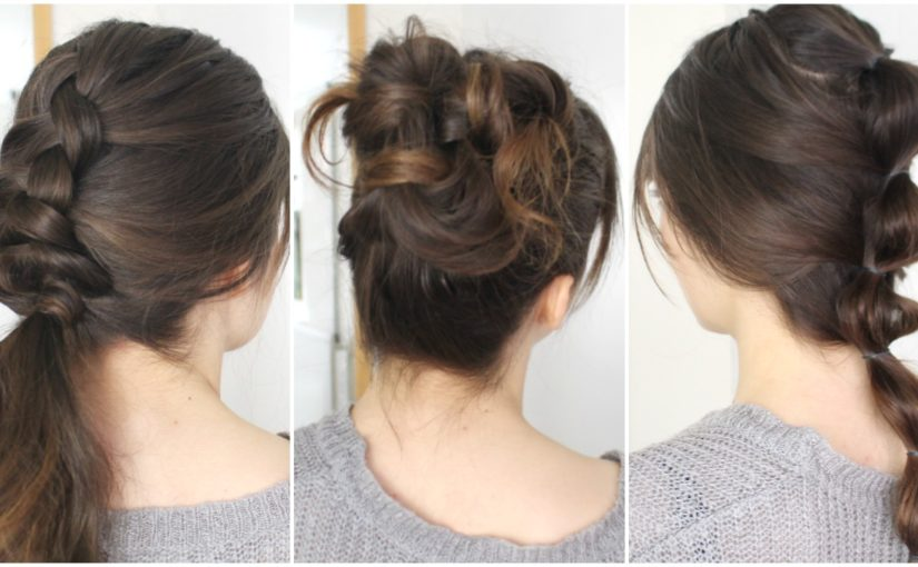 Three Easy No-Heat Styles