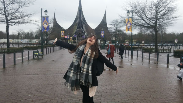 Efteling On My Birthday! | Loepsie's Life
