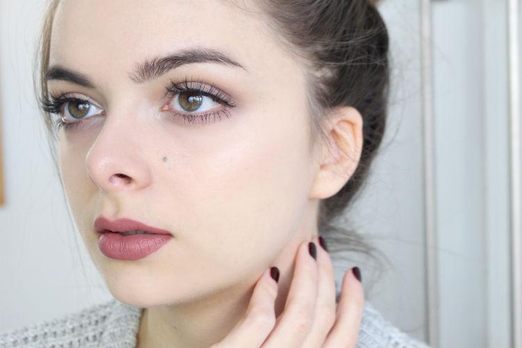 Soft Glowy Winter Makeup | FOTD