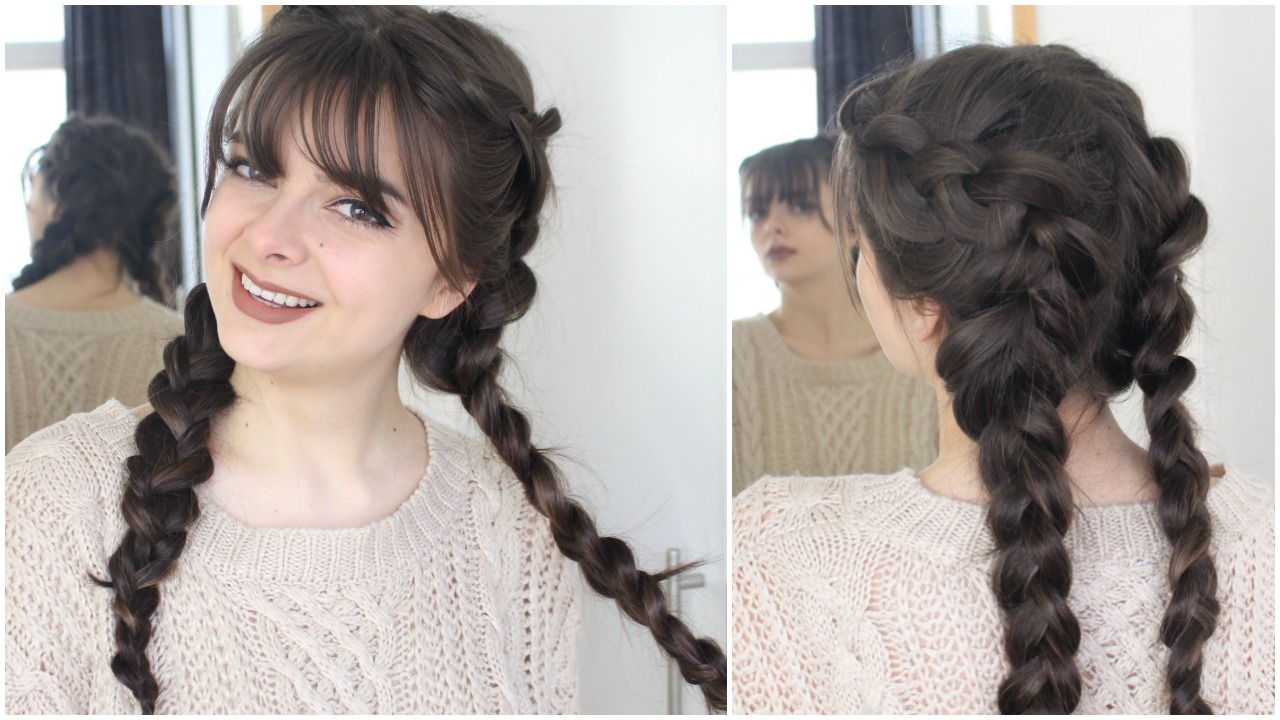 Pinterest Perfect Braids Loepsie