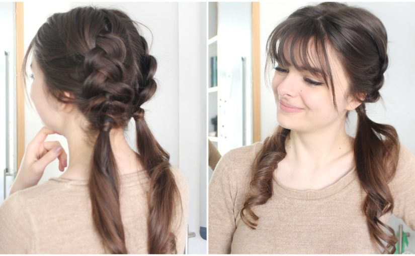 Quick & Cute | Braided Hairstyle