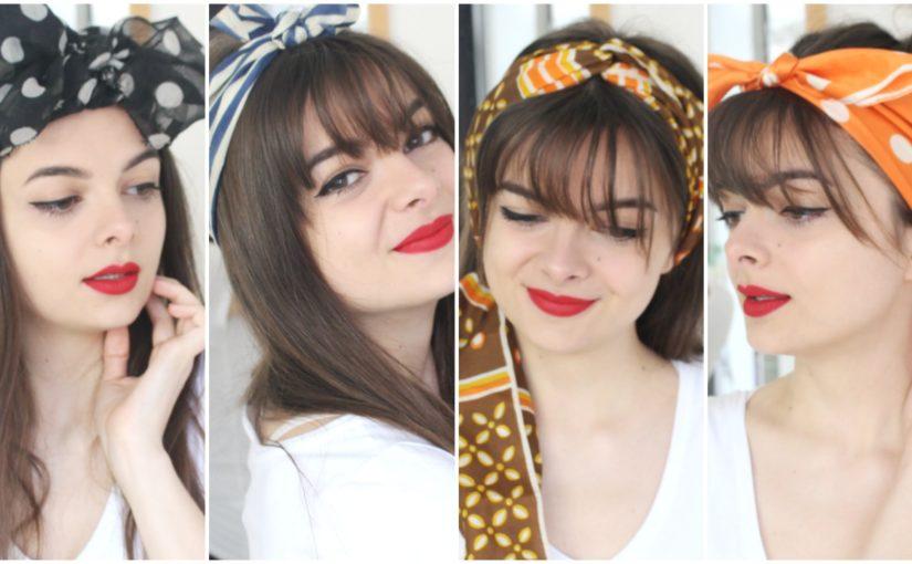 Four Ways To Tie A Headscarf Loepsie