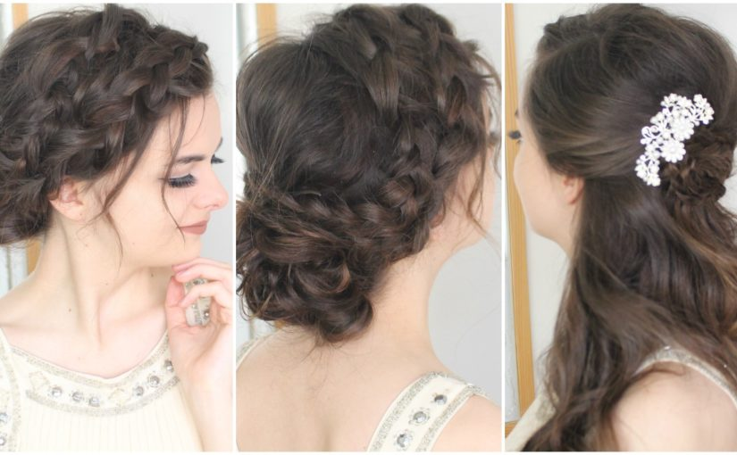 Prom Hair Tutorial