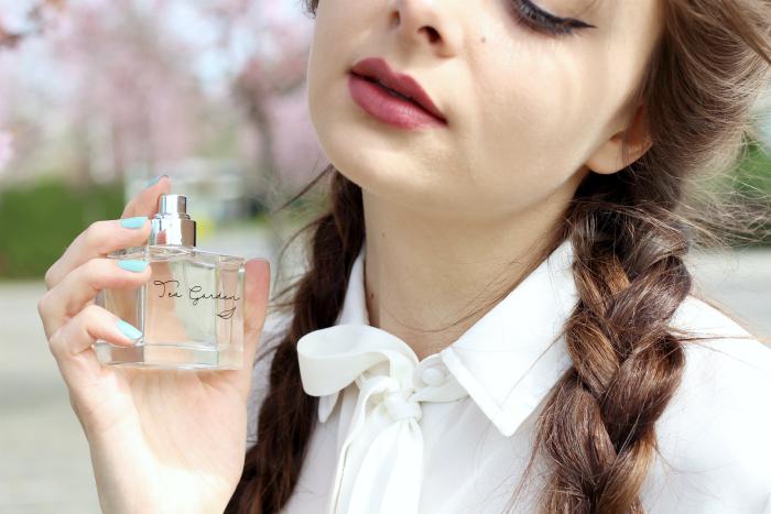 Tea Garden | My Own Perfume!