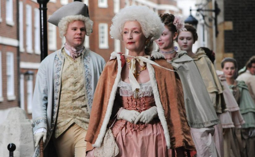18th Century Fashion | Hulu Harlots