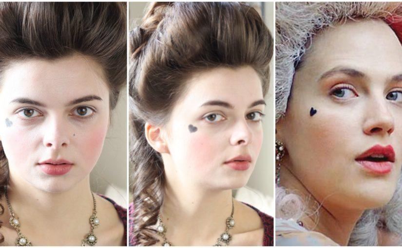 18th Century Makeup Tutorial