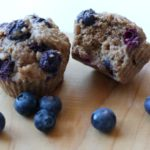 Blueberry Muffins | Vegan Recipe