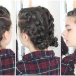 Braided Buns | Music Festival Hairstyle
