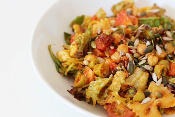 Mediterranean Pasta Salad | Recipe